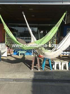 Hamacas paraguayas con el alma blanco urbano muebles decoracion en puerto de frutos - Hamacas dobles ...